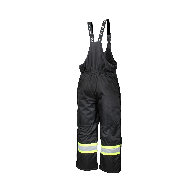 pantalon salopette noir 1