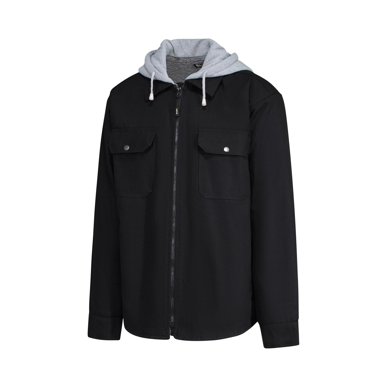 chemise de type manteau avant